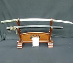日本刀の撮り方